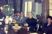 Nguyên Tổng Bí thư Đỗ Mười với quê hương Đông Mỹ