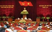 Hội nghị trung ương 8: Thảo luận tại tổ về Quy định trách nhiệm nêu gương của cán bộ, đảng viên