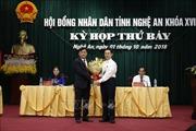 Thủ tướng phê chuẩn ông Thái Thanh Quý giữ chức Chủ tịch UBND tỉnh Nghệ An