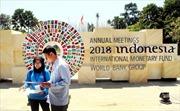 Khai mạc hội nghị thường niên IMF - WB năm 2018