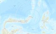 Indonesia lại xảy ra động đất