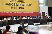 Các Bộ trưởng Tài chính APEC đề xuất các cách thức thúc đẩy tăng trưởng