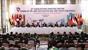 Việt Nam chủ động và tham gia tích cực vào việc giải quyết các vấn đề chung khu vực