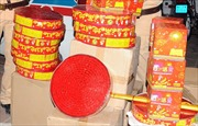 Liên tiếp truy bắt các vụ vận chuyển pháo lậu từ Lào về Việt Nam