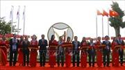 Khánh thành Khu công nghiệp hữu nghị Việt Nam – Nhật Bản rộng 30ha