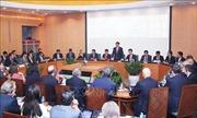 Hà Nội mong muốn doanh nghiệp Pháp đầu tư xây dựng thành phố thông minh