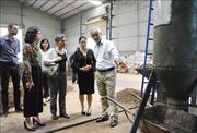 Hiệu quả từ công nghệ nhiệt phân trong sản xuất cà phê