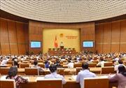 Thông cáo số 15, Kỳ họp thứ 6, Quốc hội khóa XIV