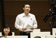 Kỳ họp thứ 6, Quốc hội khóa XIV: Ngăn chặn các loại tội phạm thuộc lĩnh vực xâm phạm trật tự xã hội