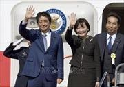 Thủ tướng Nhật Bản bắt đầu công du các nước Đông Nam Á và châu Đại Dương