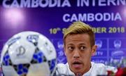 HLV Keisuke Honda không dẫn dắt đội tuyển Campuchia đối đầu Việt Nam