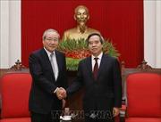 Trưởng ban Kinh tế Trung ương tiếp Chủ tịch Tập đoàn Tài chính SMFG Nhật Bản