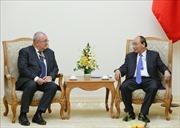Nâng kim ngạch thương mại hai chiều Việt Nam - Bỉ lên 3 tỷ USD