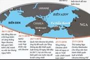 Toàn cảnh căng thẳng Nga - Ukraine ở Eo biển Kerch