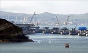 Nga nới lỏng phong tỏa các cảng biển của Ukraine trên Biển Azov