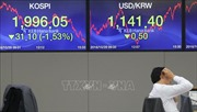 Thị trường chứng khoán châu Á đi xuống dù Mỹ - Trung 'đình chiến'