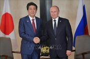 Nga - Nhật Bản tận dụng mọi cơ hội để can dự những vấn đề hợp tác quan trọng