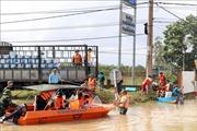 Mưa lũ tại Quảng Nam làm 4 người chết và mất tích