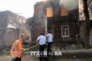 Cháy tại khu vực Tây Nam của Nga, 7 người thiệt mạng