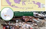 Sóng thần tấn công Indonesia, ít nhất 168 người thiệt mạng