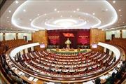 Ngày làm việc thứ nhất Hội nghị lần thứ 9 Ban Chấp hành Trung ương Đảng Khóa XII