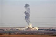Liên quân Mỹ thực hiện các đợt không kích IS tại Syria