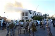 Cộng đồng quốc tế lên án vụ tấn công liều chết nhằm vào Bộ Ngoại giao Libya