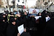 Iran: Biểu tình phản đối việc Mỹ bắt giữ nhà báo của Press TV