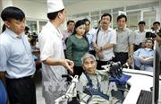 Bộ trưởng Bộ Y tế Nguyễn Thị Kim Tiến: Gỡ 'nút thắt' để đẩy mạnh y tế cơ sở