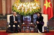 Phó Chủ tịch nước Đặng Thị Ngọc Thịnh tiếp Đoàn đại biểu Tòa án tối cao Thái Lan
