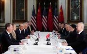 Đàm phán thương mại Mỹ - Trung 'tiến triển đáng kể'