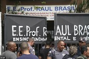 Ít nhất 27 người thương vong trong vụ xả súng tại trường tiểu học ở Brazil