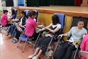 Hơn 700 đoàn viên, thanh niên Hưng Yên tham gia hiến máu tình nguyện