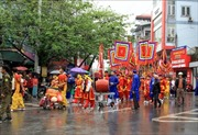 Độc đáo Lễ hội Đền Hạ, Đền Thượng, Đền Ỷ La tại Tuyên Quang