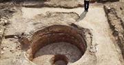 Phát hiện máy ép nho làm rượu 1.500 năm tuổi