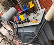 Hàng loạt trạm biến áp bị 'đạo chích' cắt cáp điện