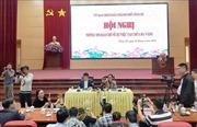 Hội nghị thông tin báo chí về sự việc tại chùa Ba Vàng