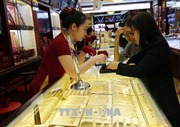 Giá vàng tiến sát mốc 40 triệu đồng/lượng