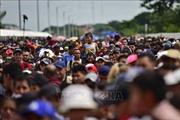 Mexico khẳng định không có trách nhiệm giải quyết vấn đề người di cư sang Mỹ