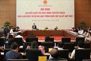 Hội nghị Đại biểu Quốc hội hoạt động chuyên trách thảo luận về dự án Luật sửa đổi, bổ sung một số điều của Luật Đầu tư công