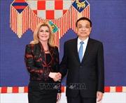 Hội nghị thượng đỉnh lãnh đạo Trung-Đông Âu và Trung Quốc lần thứ 8