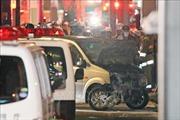 Xe ô tô lao vào người đi bộ làm 2 người chết
