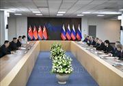 Trung Quốc hoan nghênh Hội nghị thượng đỉnh đầu tiên giữa Nga và Triều Tiên