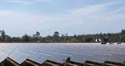 Khánh thành Nhà máy điện mặt trời đầu tiên ở Quảng Ngãi