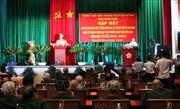 TP Hồ Chí Minh gặp mặt cán bộ Quân đội cấp tướng nghỉ hưu