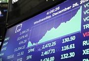 Chỉ số S&P 500 trên thị trường chứng khoán New York cao nhất kể từ tháng 9/2018