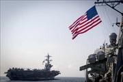 Mỹ, Thổ Nhĩ Kỳ tập trận chung ở Biển Đen