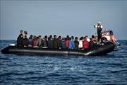 Giải cứu trên 290 người di cư bị chìm tàu ngoài khơi Tripoli