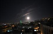 Israel tấn công tên lửa nhằm vào tỉnh Quneitra, Syria