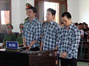 Bản án nghiêm khắc dành cho ba kẻ táo tợn cướp tiệm vàng ở Phú Yên